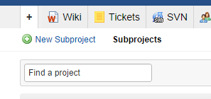 subprojects-tab